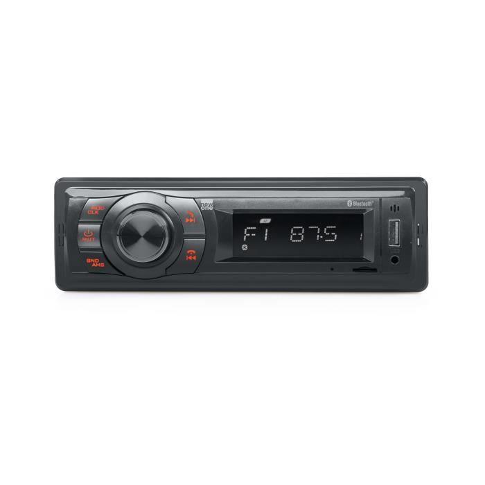NEW ON Autoradio Bluetooth AR 330 BT - 4 x 20W