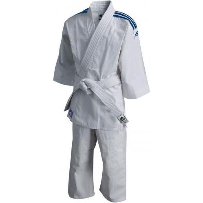 ADIDAS Kimono de judo Évolution J200 - Enfant - Blanc