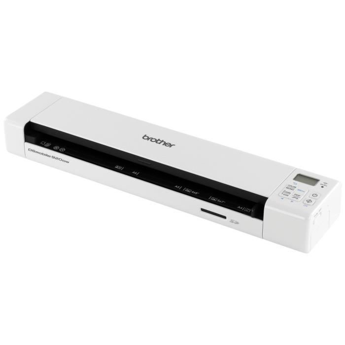 Brother scanner DS-920DW