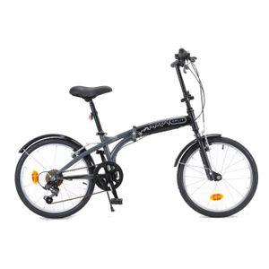 MICMO Vélo Pliant 20 Pouces Split