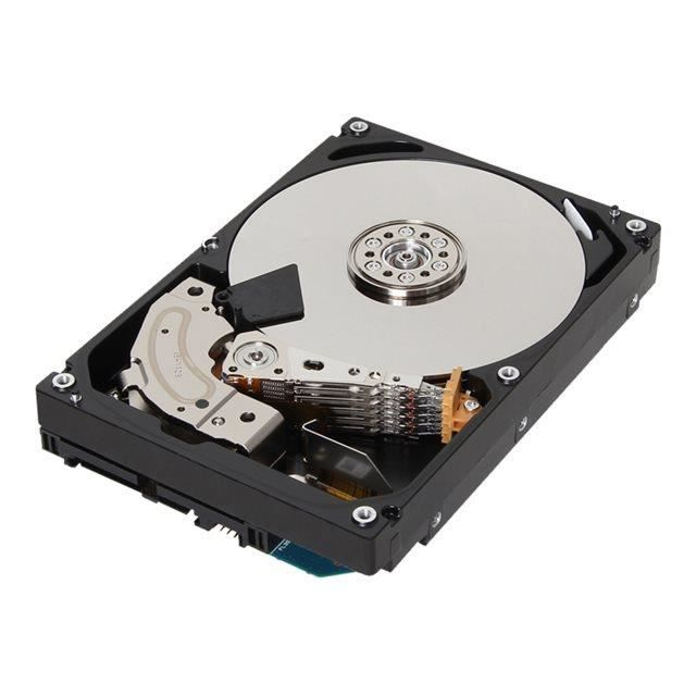 TOSHIBA Disque Dur - 4 To - 7200 RPM - SAS 12Gbit/s - 4kn