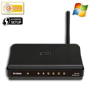 D-Link Routeur Wifi 150mbps DIR600EU