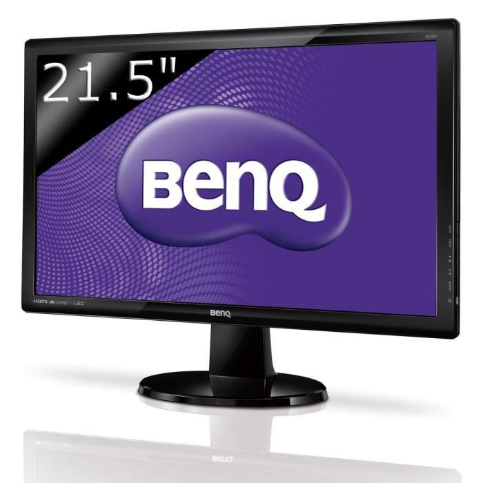 BenQ GL2250HM LED Noir Glossy