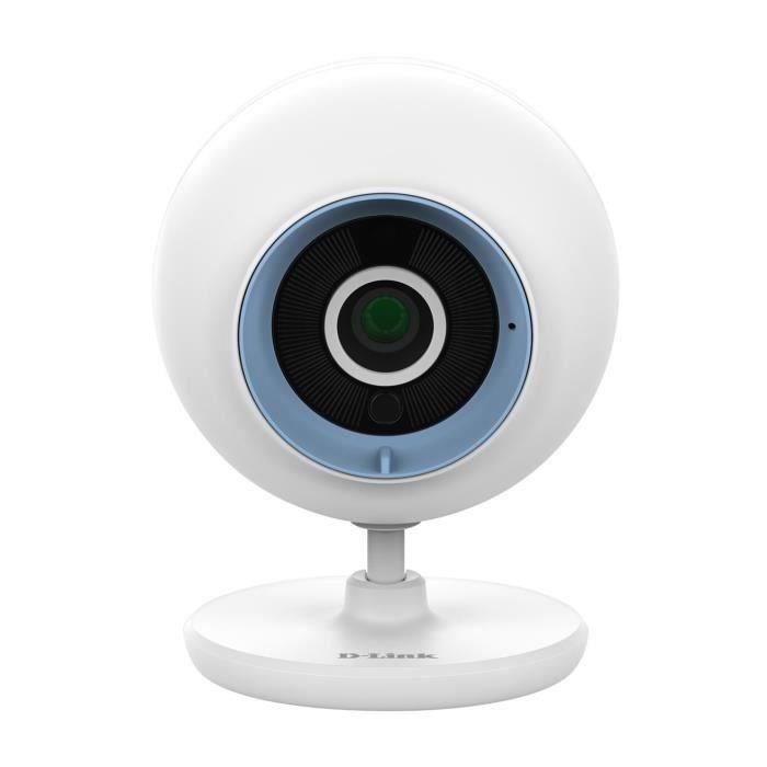 D-Link Caméra de surveillance IP mydlink