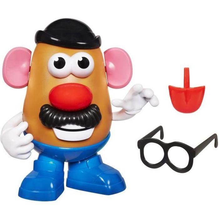 Découvrez le nouveau look de Mr Patate : il a désormais des jambes !JEU D'ASSEMBLAGE - JEU DE CONSTRUCTION - JEU DE MANIPULATION