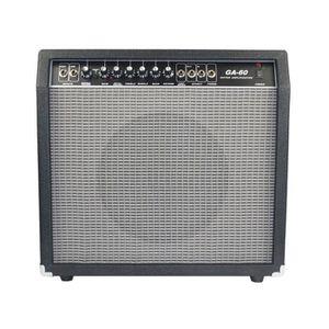 Ampli guitare 60 watts noir et gris