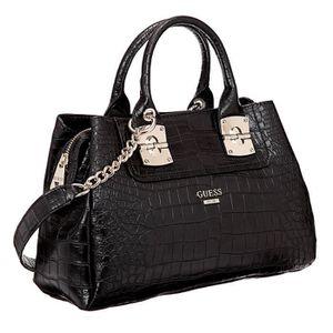 GUESS Sac ? Main FRANKEE HWCG5067230 Noir Femme