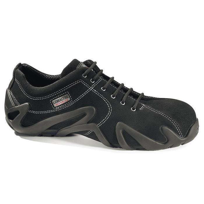 LEMAÎTRE CRAZY Chaussures de sécurité basse Easyblack S3 SRC