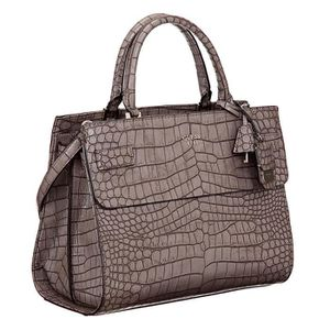 GUESS Sac ? Main CATE HWCF6216060 Taupe Femme