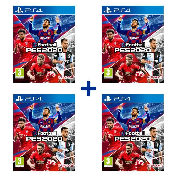 Pack eFootball PES2020