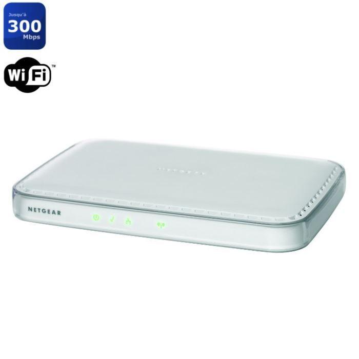 NETGEAR Point d'accès Wifi N300 WNAP210