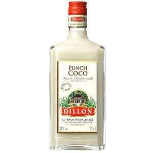 Punch-Cocktail préparé Punch Dillon Coco 18% 70cl
