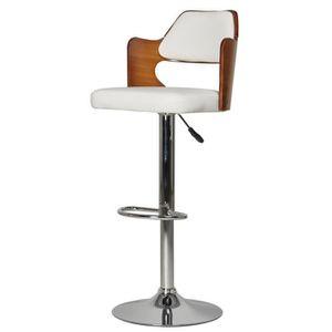 tabouret bois brut achat vente tabouret bois brut pas cher cdiscount. Black Bedroom Furniture Sets. Home Design Ideas
