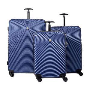 SET DE VALISES KINSTON Set de 3 valises rigides Seattle - Coque A