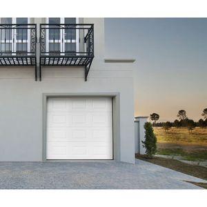 Porte de garage sectionnelle achat vente porte de garage sectionnelle pas cher soldes d - Mecanisme porte de garage ...