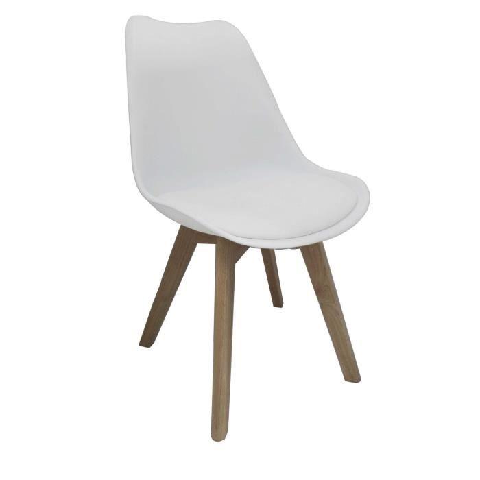 chaise dsw paris latest chaise eames paris chaise eames paris lot de chaises rouge iris achat. Black Bedroom Furniture Sets. Home Design Ideas