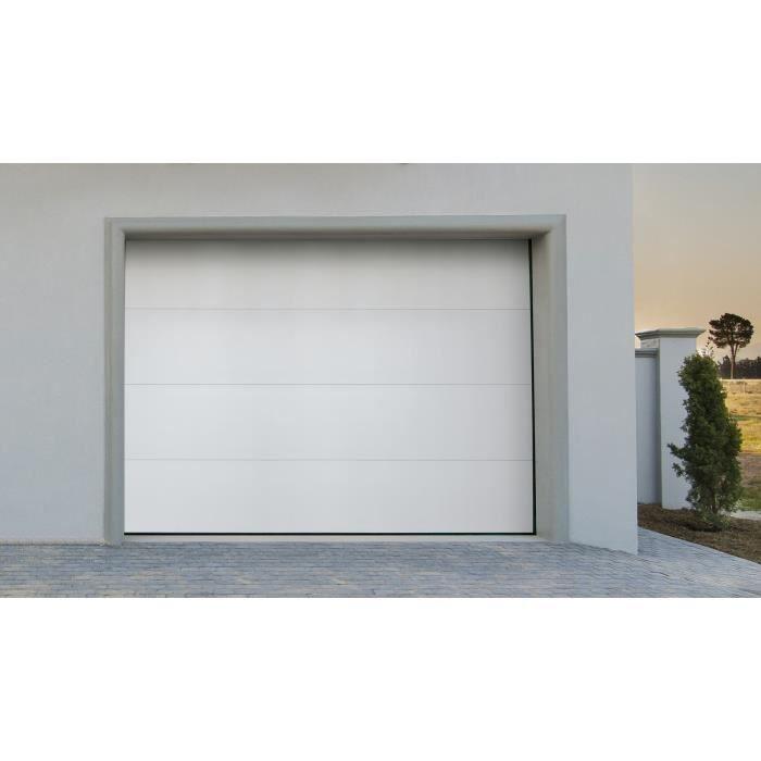 porte de garage sectionnelle - achat / vente porte de garage
