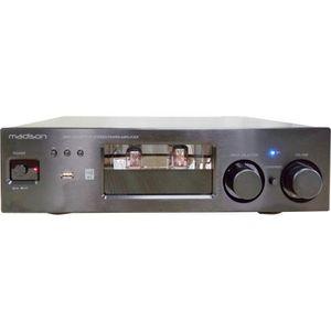 AMPLI HOME CINÉMA MADISON MAD-TA80BT Amplificateur à tube 2x80W avec