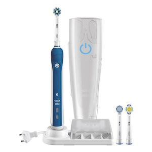 BROSSE A DENTS ÉLEC Brosse à dents électrique rechargeable - ORAL-B PR