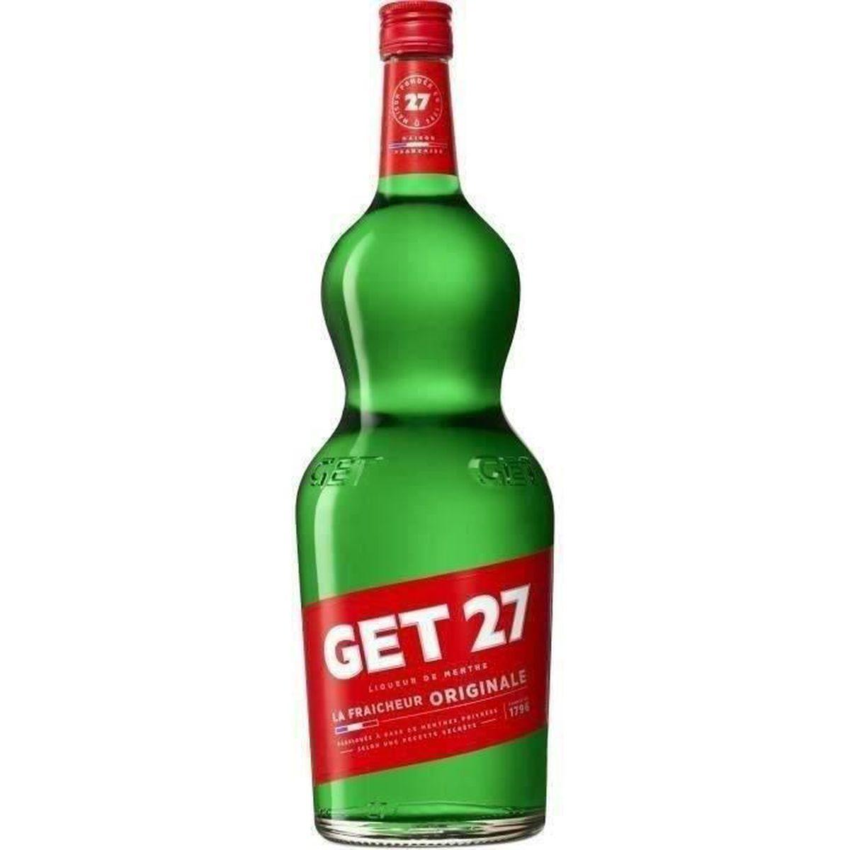 Get 27 liqueur magnum 1 5l 21 achat vente for Cocktail get 27