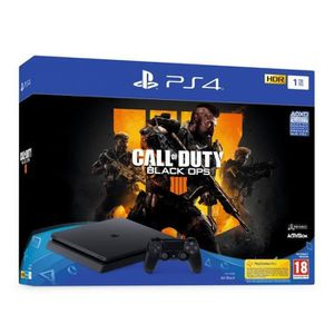 CONSOLE PS4 PS4 1 To Noire + Call of Duty Black Ops 4
