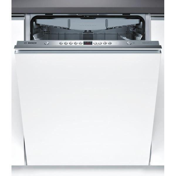 Bosch Smv58l50eu Lave Vaisselle Tout Encastrable 13 Couverts 46