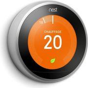 THERMOSTAT D'AMBIANCE NEST Learning Thermostat Connecté Troisième Généra