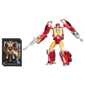 FIGURINE - PERSONNAGE TRANSFORMERS Generation Deluxe Fire Drive 15cm