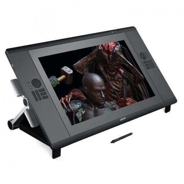 wacom cintiq 24hd touch tablette graphique prix pas cher. Black Bedroom Furniture Sets. Home Design Ideas