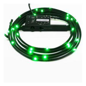 BOITIER PC  NZXT Câble LED - Vert - 1m
