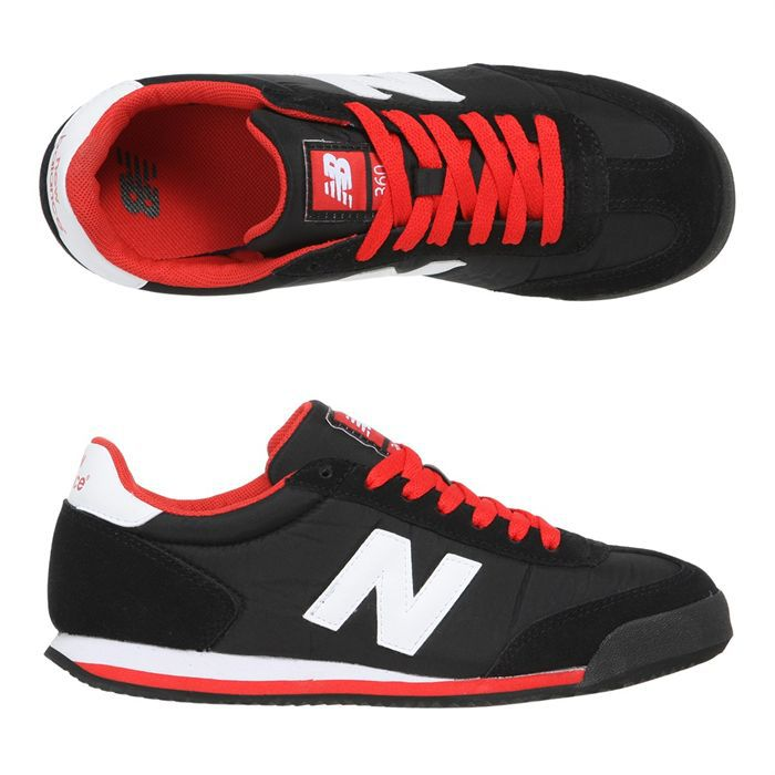 new balance noir blanc rouge