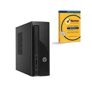 UNITÉ CENTRALE  HP PC de bureau - 260a120nf - 4 Go de RAM - Window