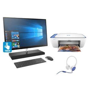 ORDINATEUR TOUT-EN-UN HP PC ENVY Tout-en-Un 27-b200nf - 27