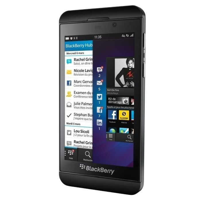 sonneries blackberry z10