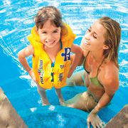 GILET - CARDIGAN INTEX Gilet d'apprentissage de natation / sauvetag
