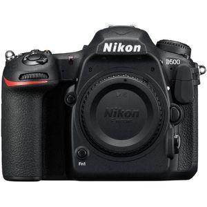 APPAREIL PHOTO RÉFLEX NIKON D500 NU Boitier Nu - Expeed 5 - Ecran tactil