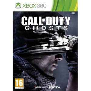JEU XBOX 360 Call Of Duty Ghosts Xbox 360