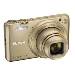 APPAREIL PHOTO COMPACT NIKON COOLPIX S7000 Jaune Appareil photo numérique
