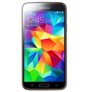 SMARTPHONE Samsung Galaxy S5 Or