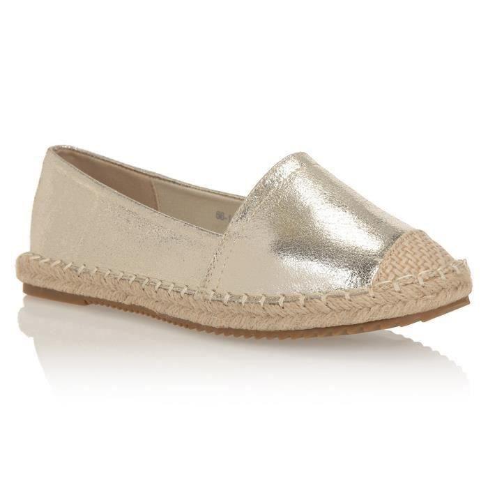 7b7dda5571596e Espadrilles Chaussures Femme - Achat   Vente Espadrilles Femme pas ...