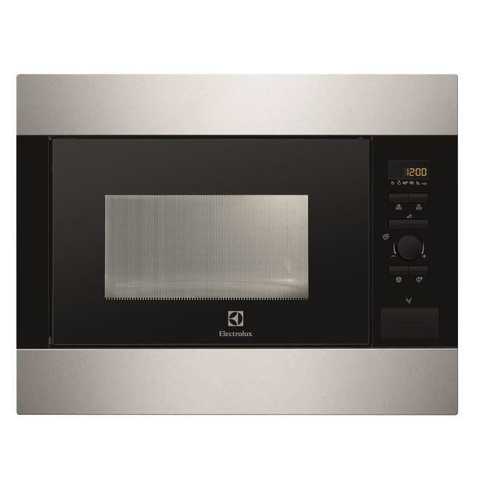 MICRO-ONDES ELECTROLUX EMS26054OX - Micro-ondes inox - 26L - 9