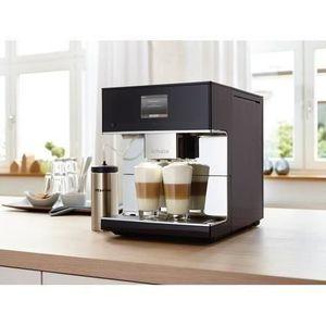 MACHINE À CAFÉ MIELE CM7500NR Machine expresso automatique avec b