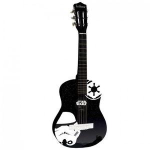 INSTRUMENT DE MUSIQUE STAR WARS Guitare acoustique 78 cm Lexibook