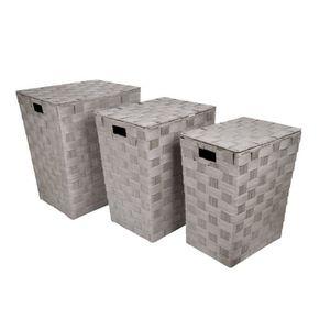 meuble panier a linge achat vente meuble panier a linge pas cher cdiscount meuble coffre a. Black Bedroom Furniture Sets. Home Design Ideas