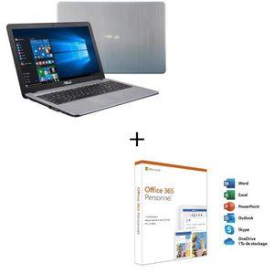 ORDINATEUR PORTABLE PC Portable - ASUS R540UA-DM618T - 15,6