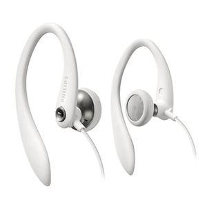 CASQUE - ÉCOUTEURS PHILIPS SHS3300WT - Ecouteurs intra auriculaires S