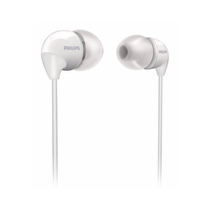CASQUE - ÉCOUTEURS PHILIPS SHE3590 Écouteurs intra-auriculaires Blanc