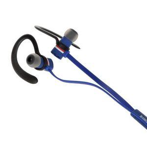 CASQUE - ÉCOUTEURS LE COQ SPORTIF Kit piéton - Bluetooth -LCS - Bleue