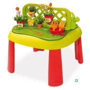 STATION DE JEUX SMOBY Table de Jardinage + Accessoires