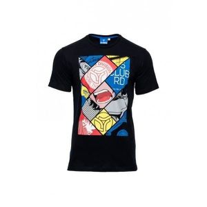 RUGBY DIVISION T-shirt Akita Homme RGB